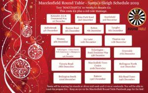 Macclesfield sleigh